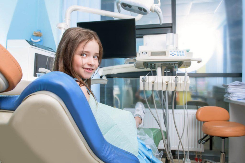 office of Pediatric dentist in New Smyrna Beach, Florida